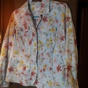 Jacket size 14 nwot